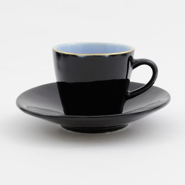ditmar urbach blue and black cup