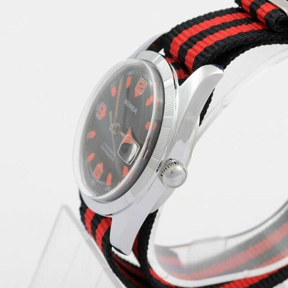 Bezel w stylu Rolex zegarka Borea