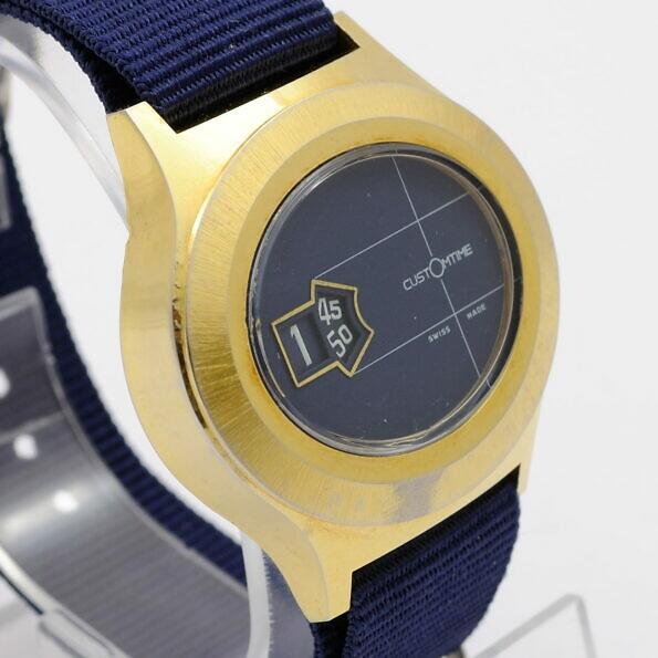 Zegarek Customtime typu gazomierz