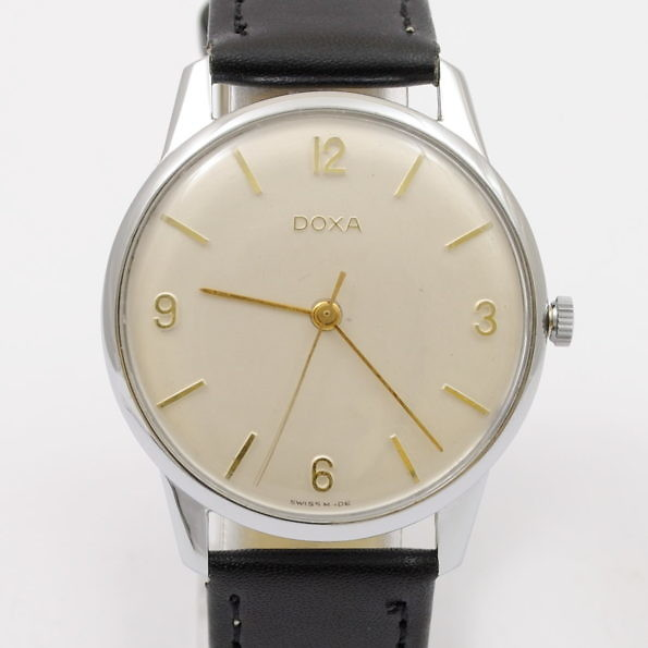 Oryginalny zegarek Doxa z lat 50
