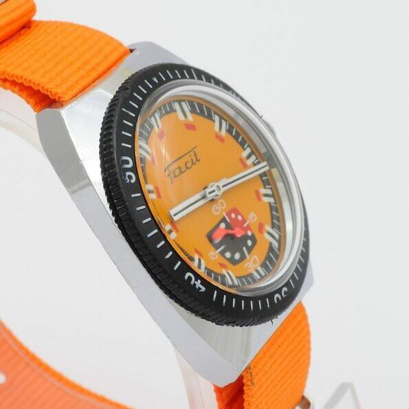 Zegarek Facit w stylu diver