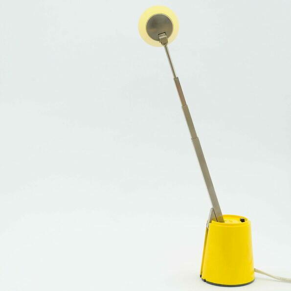 żółta lampka lempette