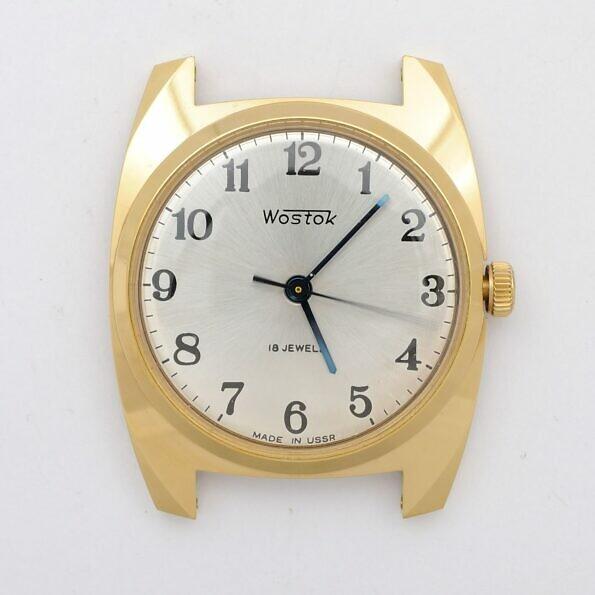 wostok wrist watch