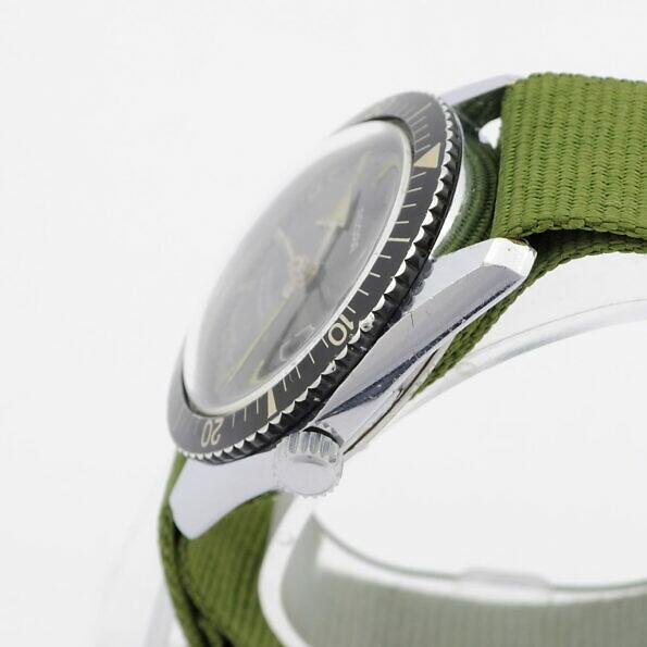 Koperta zegarka Adora diver z bezelem