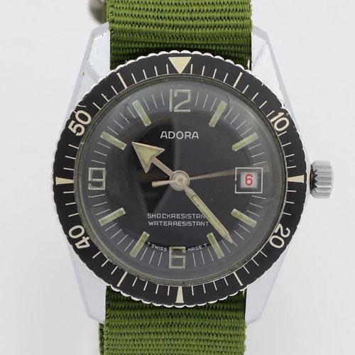 Zegarek ADORA nurek