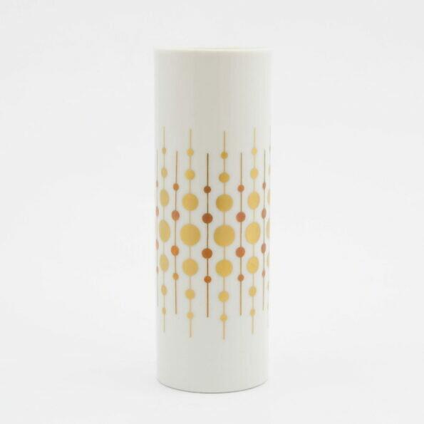[:pl]porcelanowy wazon Alka Kunst z dekoracją Isabell [:en]alka-kunst porcelain vase with Isabell pattern[:]