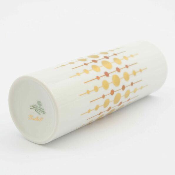 alka-kunst sygnatura na spodzie wazonu w sytlu mid century modern
