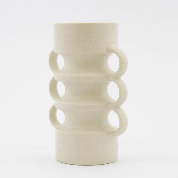Kamionkowy świecznik wazon Ditmar Urbach