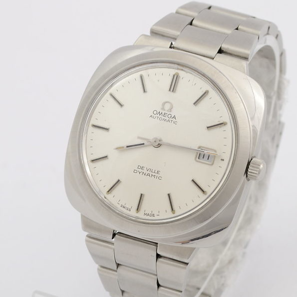 Zegarek szwajcarski Omega De Ville Dynamic cal. 563