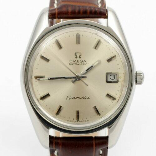 Zegarek Omega Seamaster, ref. 166.067, 1970 r.