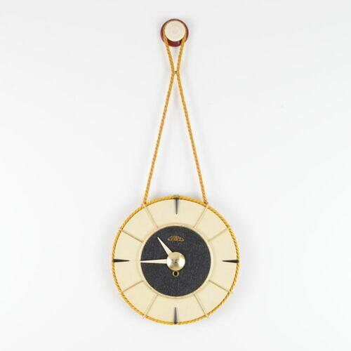 Zegar wiszący Prim, Czechosłowacja, lata 50