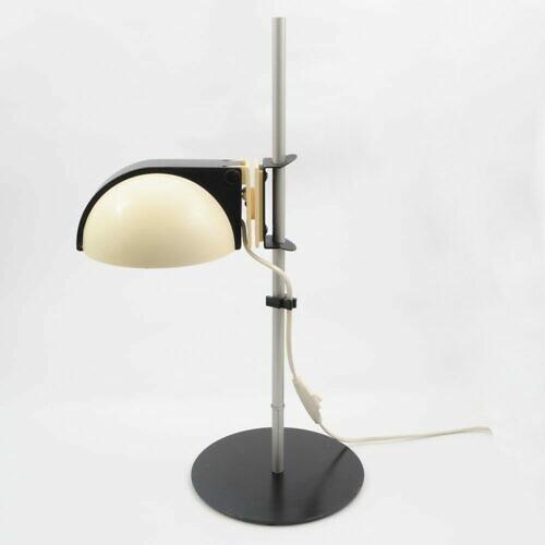 Biurkowa Lampa Pileprodukter Landskrona Szwecja lata 80.