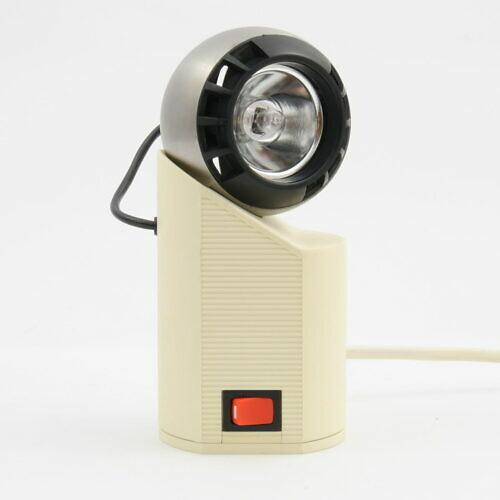 Biała Lampa Osram Minispot Model 41401, lata 80.