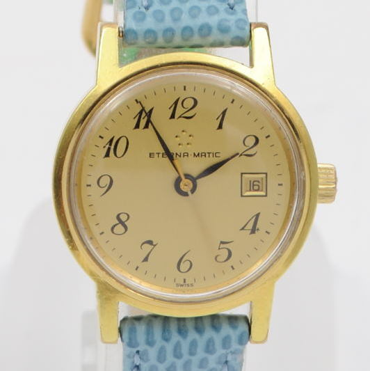 Zegarek damski Eterna, lata 70.