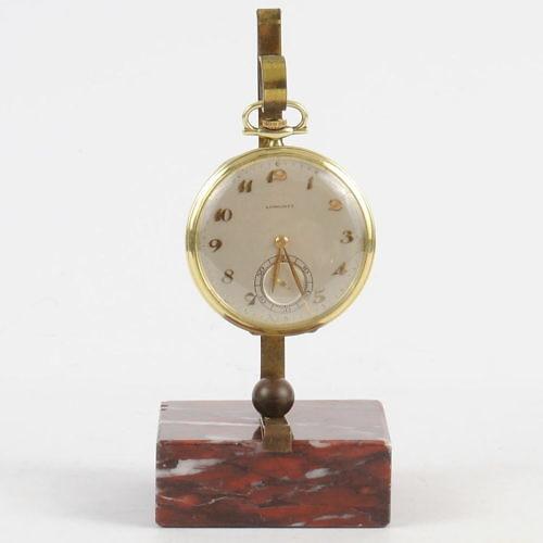 Stojak na zegarek kieszonkowy