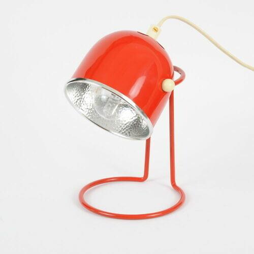 Lampa Bofa w stylu space age