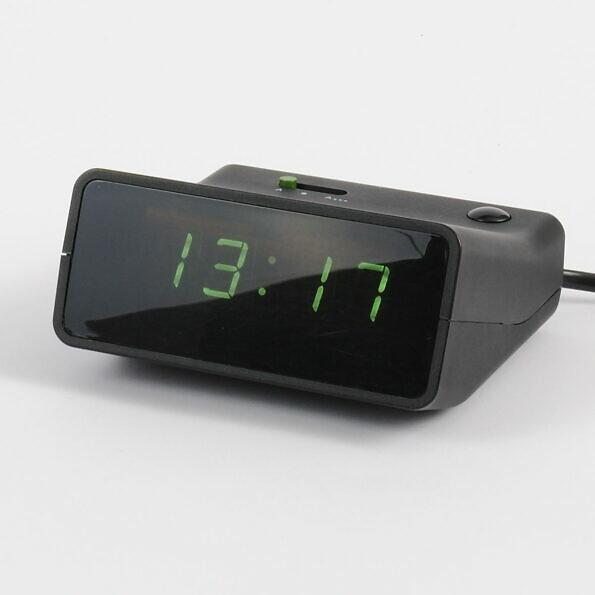 Zegar z budzikiem Krups typ 622 z lat 70. XX w.