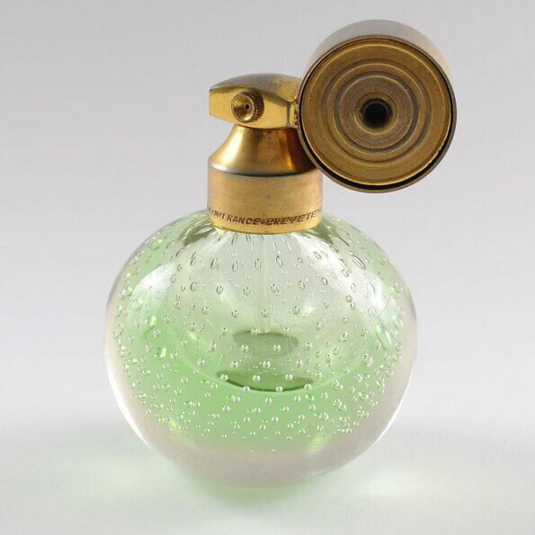 Flakon na perfumy Marcel Franck lata 30.